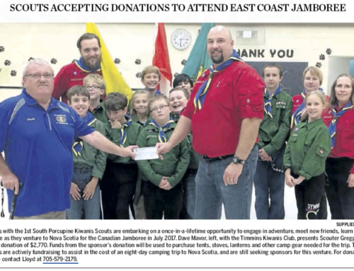 Scouts to Attend East Coast Jamboree